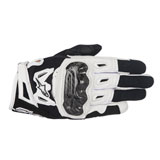 Alpinestars Women's Stella SMX-2 Air Carbon Gloves Black/White