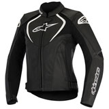 Alpinestars Women's Stella Jaws Air Perforated Leather Jacket