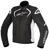Alpinestars Women's Stella T-Jaws WP Jacket Black/White