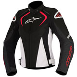 Alpinestars Women's Stella T-Jaws WP Jacket Black/White/Red