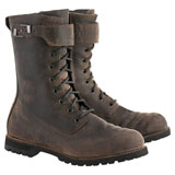 Alpinestars Oscar Firm Drystar Boots Oiled Brown