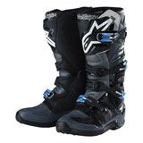 Alpinestars TLD Tech 7 Boots Black/Grey