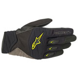 Alpinestars Shore Gloves Black/Yellow