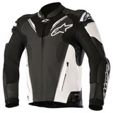 Alpinestars Atem V3 Leather Jacket Black/White