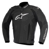 Alpinestars GP Plus R v2 Perforated Leather Jacket Black