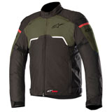 Alpinestars Hyper Drystar Jacket Black/Military Green