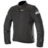Alpinestars Leonis Drystar Air Jacket Black/Black