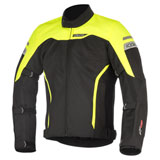Alpinestars Leonis Drystar Air Jacket Black/Yellow