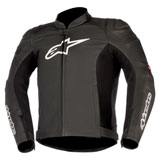Alpinestars SP-1 Airflow Leather Jacket Black/Red
