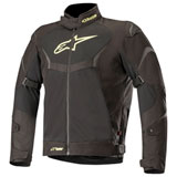 Alpinestars T-Core Drystar Jacket Black/Yellow