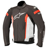 Alpinestars T-Missile Drystar Tech-Air Race Jacket Black/White/Red