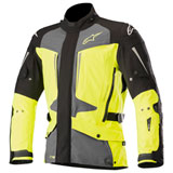 Alpinestars Yaguara Tech-Air Street Jacket Black/Grey/Yellow