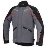 Alpinestars Yokohama Drystar Jacket Grey/Black/Red