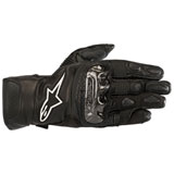 Alpinestars Women's Stella SP-2 V2 Leather Gloves Black
