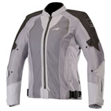 Alpinestars Women's Stella Wake Air Jacket Black/Grey
