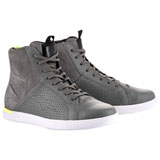 Alpinestars Jam Air Riding Shoes Grey/Green