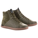 Alpinestars Jam Air Riding Shoes Military Green