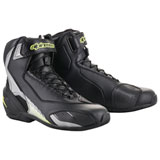 Alpinestars SP-1 V2 Riding Shoes Black/Silver