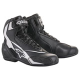 Alpinestars SP-1 V2 Riding Shoes Black/White