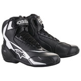 Alpinestars SP-1 V2 Vented Riding Shoes Black/White