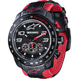Alpinestars Tech Watch with Leather Strap
