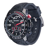 Alpinestars Tech Watch with Silicone Strap Chrono Black
