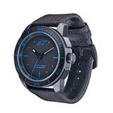Alpinestars Tech Watch with Nylon Strap Black/Blue