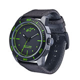 Alpinestars Tech Watch with Nylon Strap Black/Green