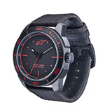 Alpinestars Tech Watch with Nylon Strap Black/Red
