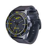 Alpinestars Tech Watch with Nylon Strap Black/Yellow