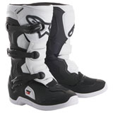 Alpinestars Youth Tech 3S Boots Black/White