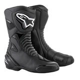 Alpinestars SMX-S Waterproof Boots Black