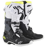 Alpinestars Tech 10 Boots Black/White/Yellow