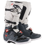 Alpinestars Tech 7 Boots  Grey/Red