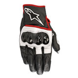 Alpinestars Celer V2 Leather Glove Black/White/Red