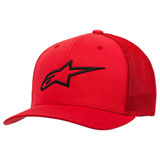 Alpinestars Ageless Stretch Mesh Flat Flex Fit Hat