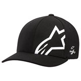 Alpinestars Corp Shift Sonic Tech Flex Fit Hat Black/White