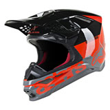 Alpinestars Supertech M8 Radium MIPS Helmet Red/Black/Grey