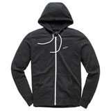 Alpinestars Bona Fide II Zip-Up Hooded Sweatshirt Black