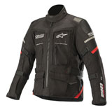 Alpinestars Andes Pro Tech-Air Street Drystar Jacket Black/Red