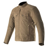Alpinestars Ray Canvas V2 Jacket Khaki