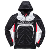Alpinestars Session Zip-Up Hooded Jacket Black