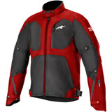 Alpinestars Tailwind Air WP Tech-Air Street Jacket Black/Red