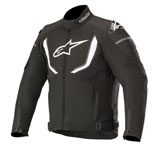 Alpinestars T-GP R V2 Waterproof Jacket Black/White