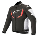 Alpinestars T-GP R V2 Waterproof Jacket Black/White/Red