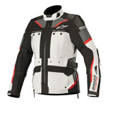 Alpinestars Women's Stella Andes Pro Tech-Air Street Drystar Jacket Black/Grey/Red