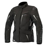 Alpinestars Women's Stella Yaguara Tech-Air Street Drystar Jacket Black/Anthracite