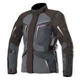 Alpinestars Women's Stella Yaguara Tech-Air Street Drystar Jacket Black/Grey