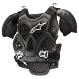 Alpinestars Bionic Roost Deflector Black/Cool Grey
