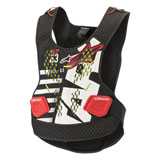 Alpinestars Sequence Roost Deflector Black/White/Red